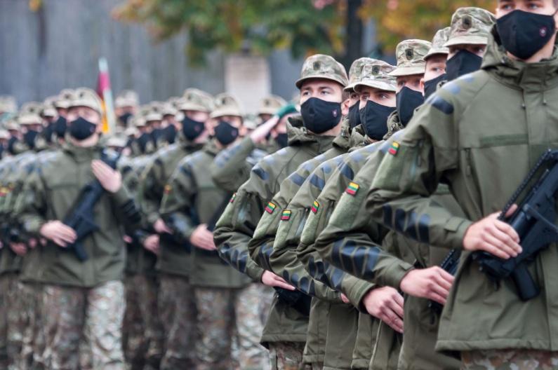 Susidomėjusius studijomis Lietuvos karo akademija jau kviečia dalyvauti atrankoje