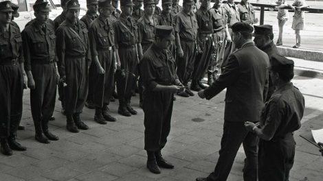 Krašto apsaugos savanorių pajėgos mini 30-ąsias įkūrimo metines