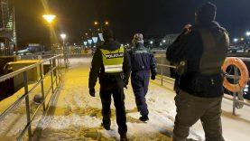 Klaipėdos apskrityje skirtos nuobaudos už neleidžiamą veiklą karantino metu ir mėgėjiškos žvejybos pažeidimus