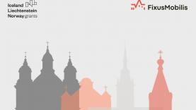 """Projektas """"FIXUS Mobilis"""" konsultuos kultūros paveldo savininkus dėl pastatų priežiūros"""