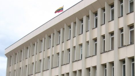 Savivaldybės meras Audrius Klišonis: dėl politinės situacijos