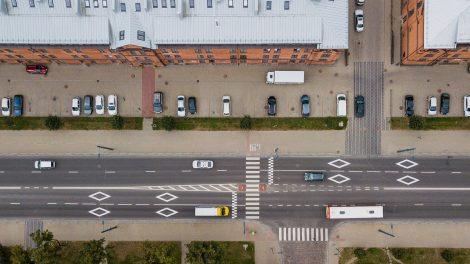 Pastangos nenuėjo perniek: gatvėse – mažiau nelaimių