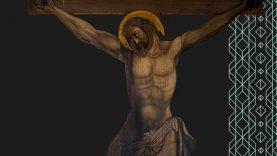 Nukryžiuotojo atvaizdas Šiluvos šventovėje kviečia į krikščionių vienybę