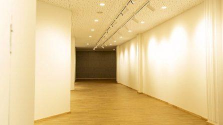 Remontas baigtas: Kultūros centre – daugiau erdvių ir spalvų