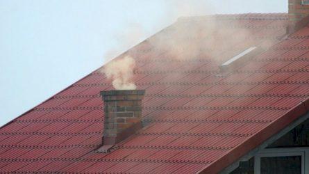 Padidėjus oro užterštumui – specialistų patarimai, kaip apsaugoti sveikatą