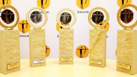 Įteikti Šiaulių miesto metų sporto apdovanojimai