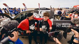 Į Dakarą nuotykių ir išbandymų atviliotas Edvinas Juškauskas jų gavo su kaupu