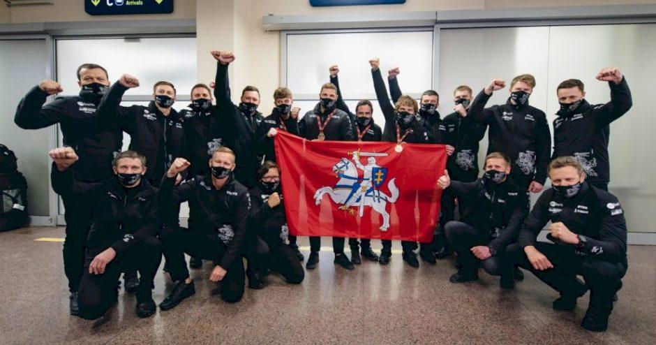 Benediktas Vanagas planuoja komandos augimą – lenktyniaus ne tik lietuviai