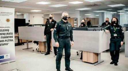 Modernizuota PNR sistema leis efektyviau kovoti su sunkiais nusikaltimais ir terorizmu