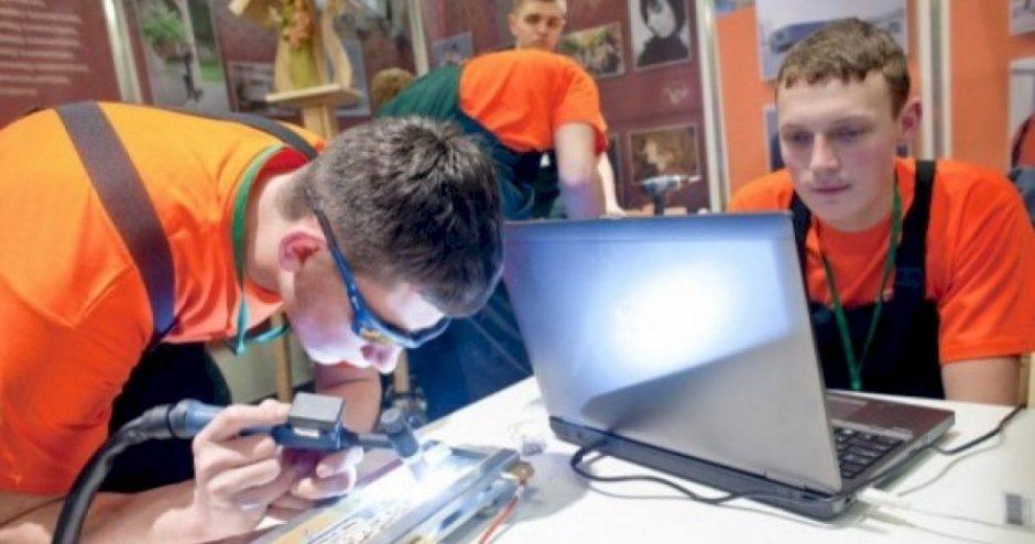 Patvirtintos 2021 m. priėmimo į profesinio mokymo įstaigas datos
