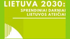 Svarbiame šalies planavimo dokumente – solidus Šiaulių regiono indėlis