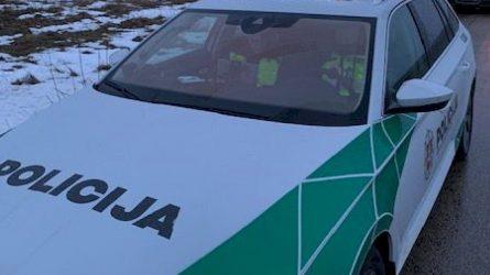 """""""Lexus"""" vairuotojui surašytas ne vienas administracinio nusižengimo protokolas"""