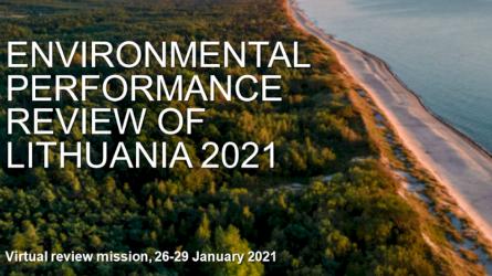 Su EBPO ekspertų misija – atvira diskusija apie Lietuvos aplinkosaugą