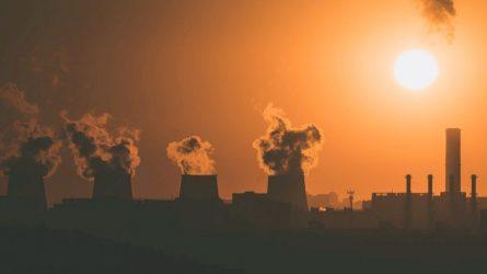 Paaiškino, koks galimas oro taršos poveikis COVID-19 infekcijai