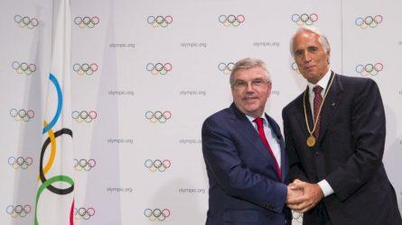Prieš atsistatydindamas Giuseppe Conte išgelbėjo Italiją nuo gėdos olimpinėse žaidynėse