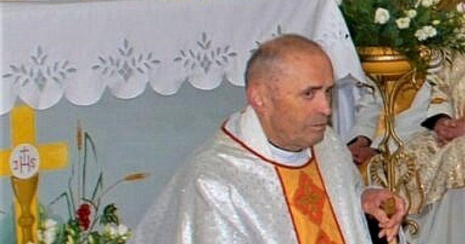 Pro memoria. Mirė Skuodo rajono garbės pilietis, vaikų globos namų Mosėdyje įkūrėjas, kunigas Liudvikas Dambrauskas