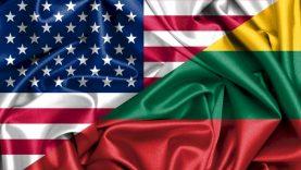 """Kultūros ministras S. Kairys: """"Amerika yra svarbi strateginio ir kultūrinio bendradarbiavimo partnerė"""""""