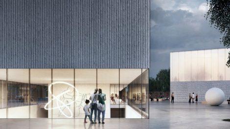Šiuolaikinis meno centras – Panevėžio ambicija, kurios labai laukia miesto bendruomenė