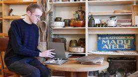 Kolegijos studentas – tarp kandidatų į Metų šviesuolio titulą