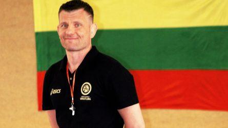 Šiaulių miesto meras pasveikino Metų trenerį
