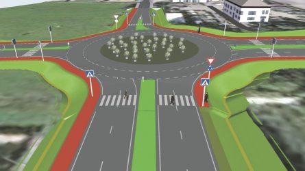 Ramučius nuo krovininio transporto gelbės šiuolaikiniai sprendimai