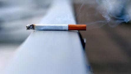 Draudimas rūkyti daugiabučiuose