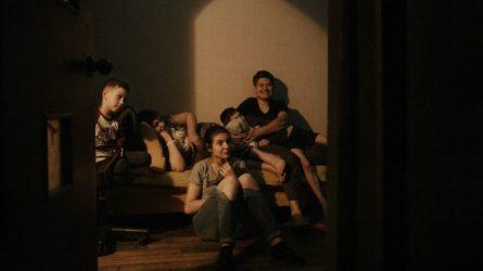 """G. Žickytės prodiusuotas filmas """"Mėlyna kaip apelsinas žemė"""" įvertintas IDA apdovanojimuose Amerikoje"""