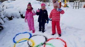 Žiemos olimpinės žaidynės 2021