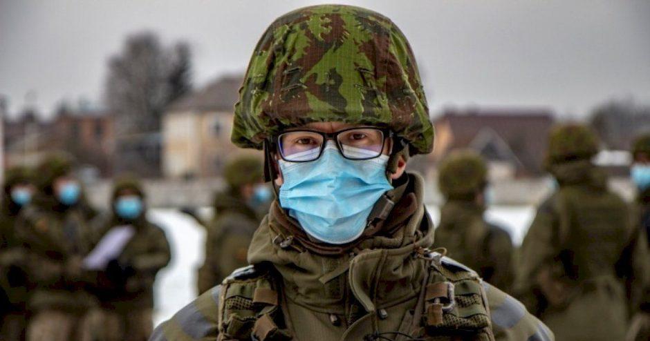 J. eil. Tautvydas Savukaitis: tarnyba kariuomenėje – aukštų moralinių vertybių ženklas