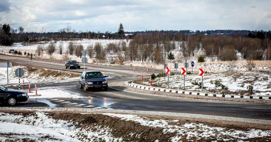 Susisiekimo ministerija: Savivaldybėms skiriamos lėšos kelių priežiūrai – per mažos, bus ieškoma būdų finansavimą didinti