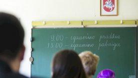 J. Šiugždinienė: kodėl negalime atsisakyti egzaminų