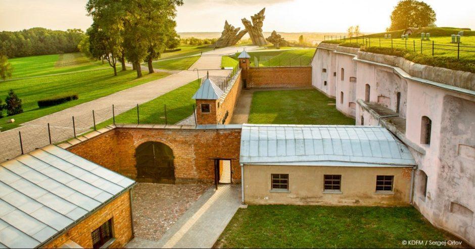 Lietuvai Europos atminimo ir solidarumo tinkle atstovaus Kauno IX forto muziejus