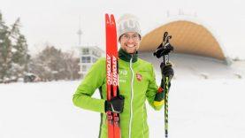 LTeam žiemos festivalis 2021: olimpiečio patarimai lygumų slidininkams