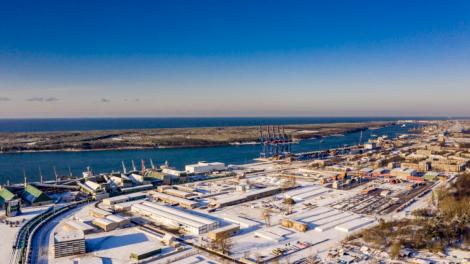 Klaipėdos uosto rezultatai: augo ir pajamos, ir pelnas