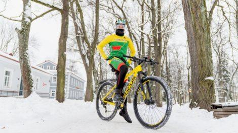 LTeam žiemos festivalis 2021: olimpinio kandidato patarimai dviratininkams