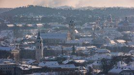Vilniaus vicemeras: miestas neturi skendėti sveikatai pavojingame smoge