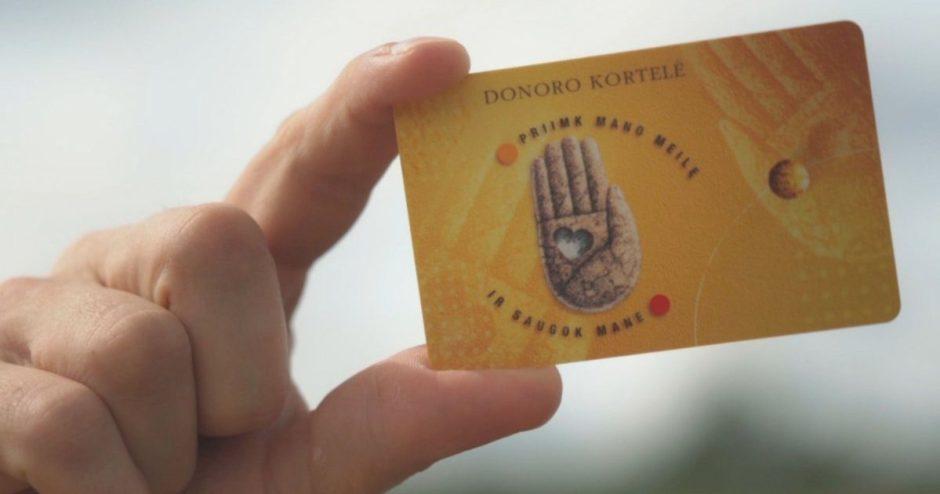 Organų donorystė: ką reikėtų žinoti apie numanomo sutikimo modelį
