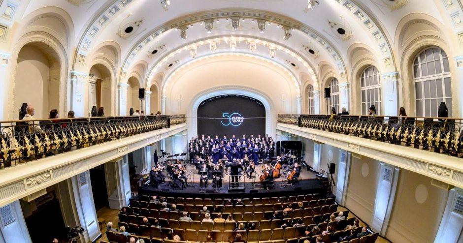 """Kultūros ministras S. Kairys: """"Norime, kad atvėrus kultūros įstaigas nebetektų jų vėl užverti"""""""
