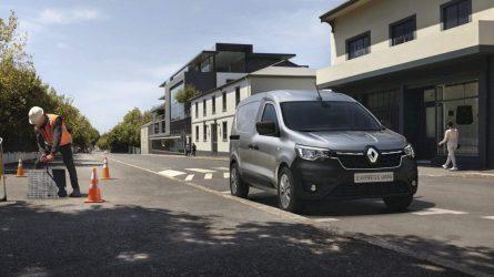 """Naujasis """"Express Van"""": """"Renault"""" minivenų šeima plečiasi"""