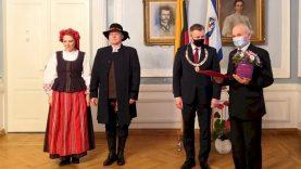 Garbingi Savivaldybės apdovanojimai – nusipelniusiems asmenims