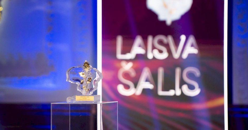 """Kaunas tęsia tradiciją: apdovanojimais """"Aš – dalis Tavęs"""" pagerbtos iškilios asmenybės ir iniciatyvos"""