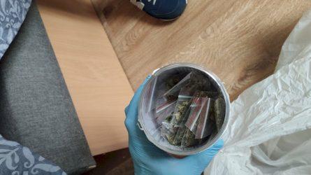 Ikiteisminis tyrimas dėl narkotinių medžiagų perduotas į teismą