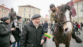 Prof. V. Landsbergis išrinktas Vilniaus miesto garbės piliečiu
