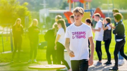 Jaunųjų lyderių ugdymo programoje – plėtra ir ypatingi svečiai