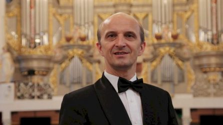 Maestro Remigijui Adomaičiui paskirta Vyriausybės kultūros ir meno premija