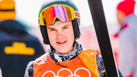 Pasaulio čempionate – geriausias Lietuvos kalnų slidinėjimo istorijoje rezultatas