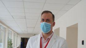 Anesteziologijos ir intensyviosios terapijos naujovės: modernus centras ir perspektyvi mokymo bazė