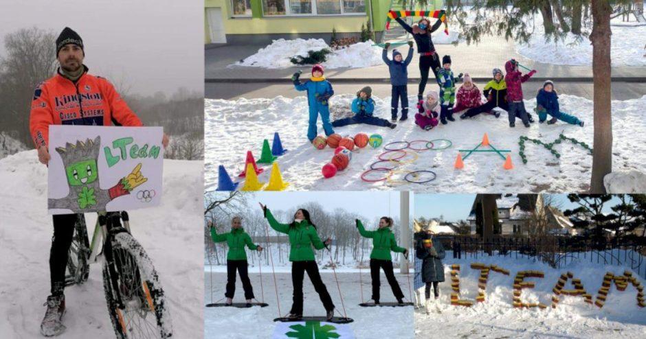 """""""LTeam žiemos festivalyje 2021"""" dalyvavo daugiau nei 2000 žmonių"""