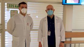 Po teigiamo slapto kraujavimo testo būtinas kolonoskopijos tyrimas