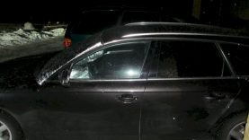 Surastas iš eismo įvykio pasišalinęs vairuotojas